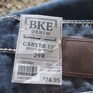 BKE Jeans - Men's BKE Carter Regular Boot Jeans
